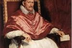 Retrato de Inocencio X en el Palacio Doria Pamphilj