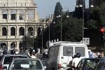 El Coliseo de Roma en peligro