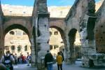 El nuevo museo del Coliseo de Roma