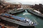 Civitavecchia, el puerto de Roma