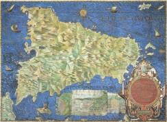 La Galería de los Mapas, en el Vaticano