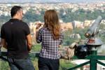 Roma Romántica: el mirador del Zodiaco