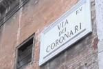 Via dei Coronari, una histórica calle en crisis