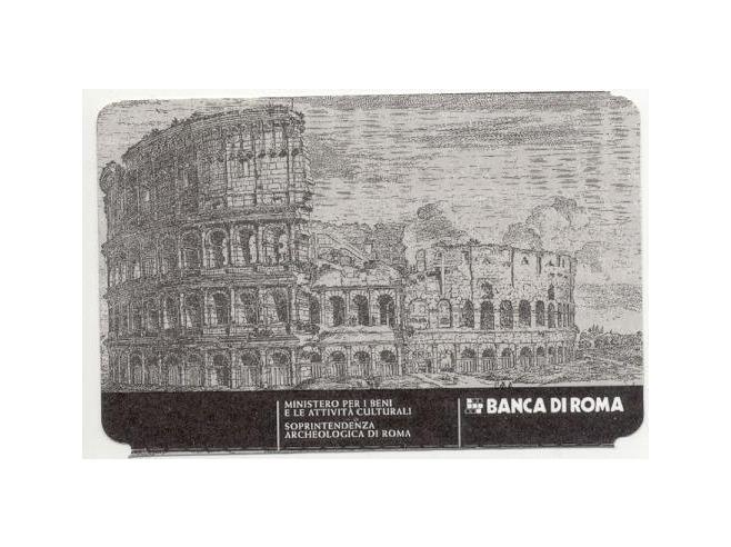 Roma Archaeologia Card