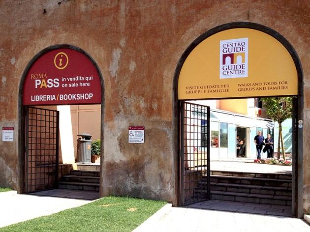 Ubicaci n de las oficinas de turismo en roma for Ubicacion de las oficinas