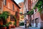 Via Margutta, tal vez la calle más romántica de Roma